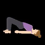 Posture de pilates